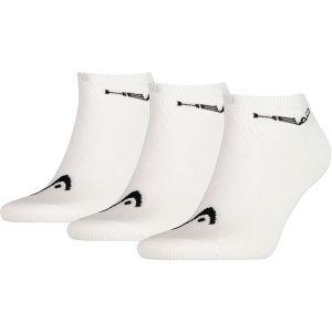 Head Unisex No-Show 3-Pack Sokken