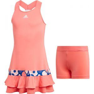 adidas Frill Dress Meisjes