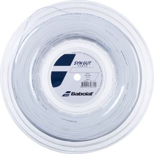 Babolat Synthetic Gut Force 200M White