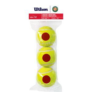 Wilson Roland Garros Red 3 St.