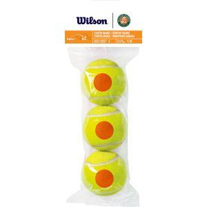 Wilson Roland Garros Orange 3 St.
