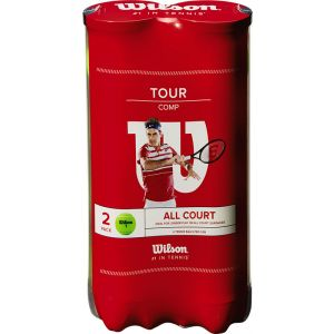 Wilson Tour Competition 2x4 St. Bi-Pack