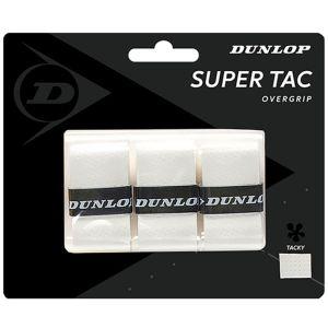 Dunlop D Tac Super Tac Overgrip 3 St. Wit