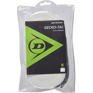 Dunlop D Tac Gecko-Tac Overgrip 30 St. Wit
