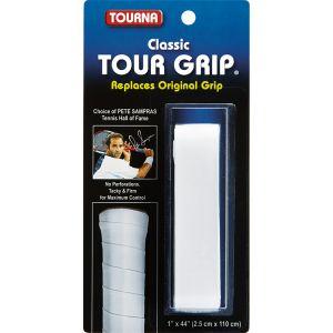 Tourna Classic Tour Basisgrip Wit