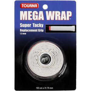 Tourna Mega Wrap Basisgrip Wit