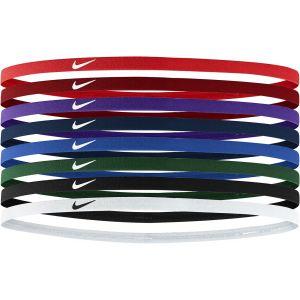 Nike Skinny Hairbands 8 st.