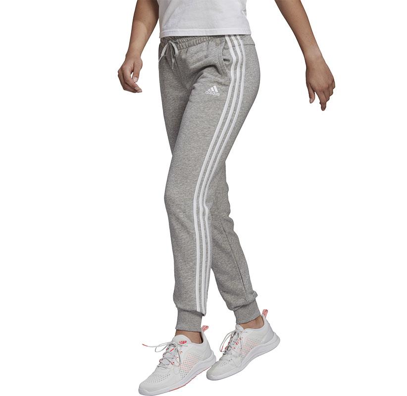 NU 15% KORTING: adidas Performance joggingbroek ESSENTIALS FRENCH TERRY 3-STREIFEN