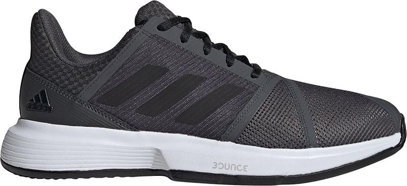 Adidas Tennisschoenen voor heren Courtjam Bounce grijs gravel