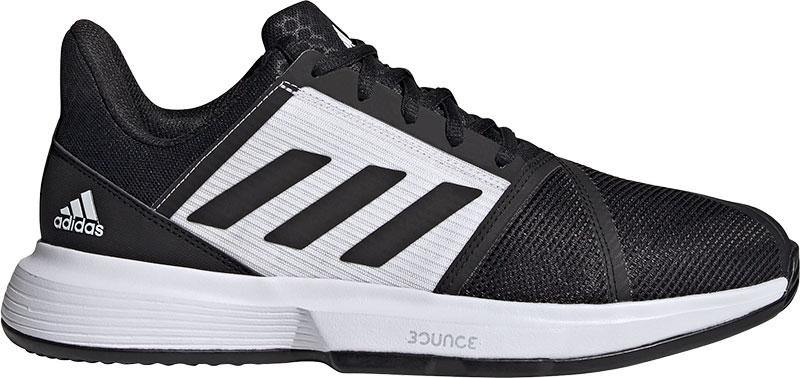 Adidas Tennisschoenen voor heren court jam zwart gravel/kunstgras online kopen