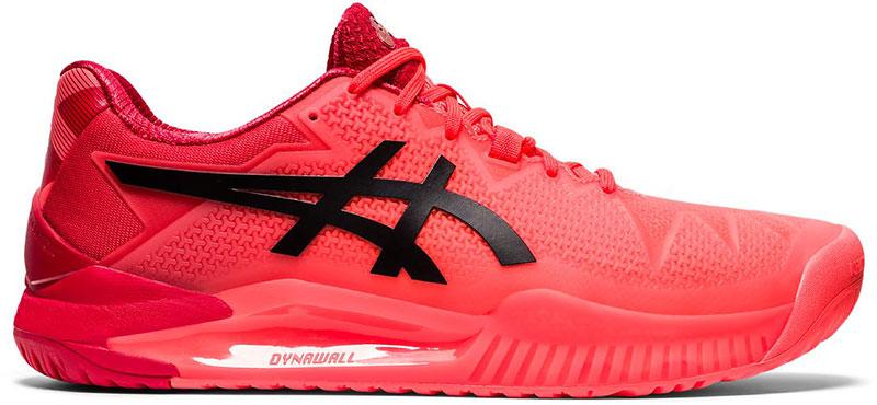 ASICS Tennisschoenen voor heren Gel Resolution 8 rood Multicourt