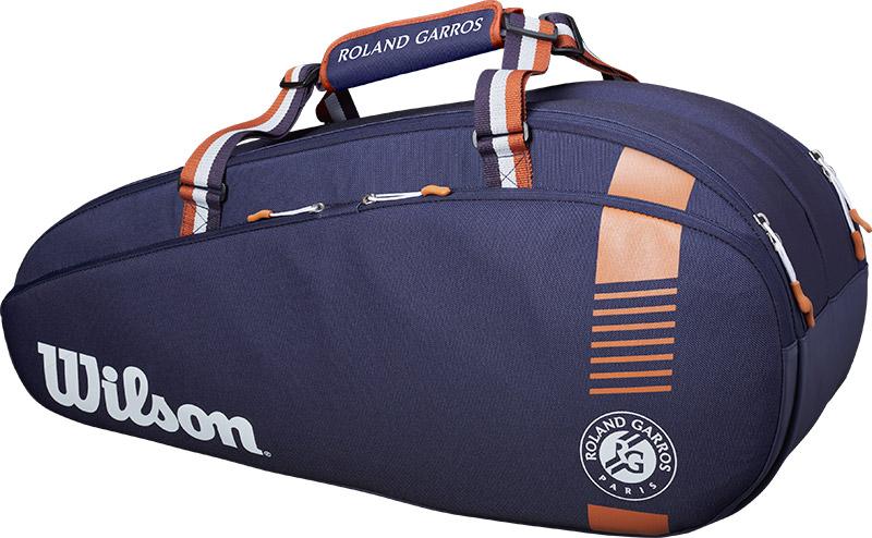 Wilson Roland Garros Team 6 Pack