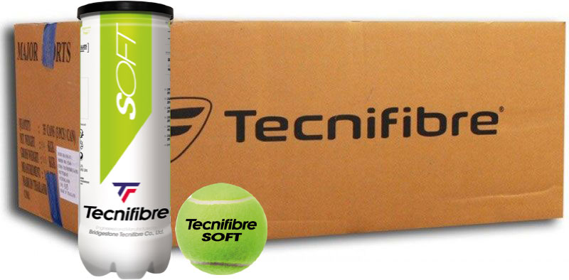 Tecnifibre Play&Stay Green 24x3 St.