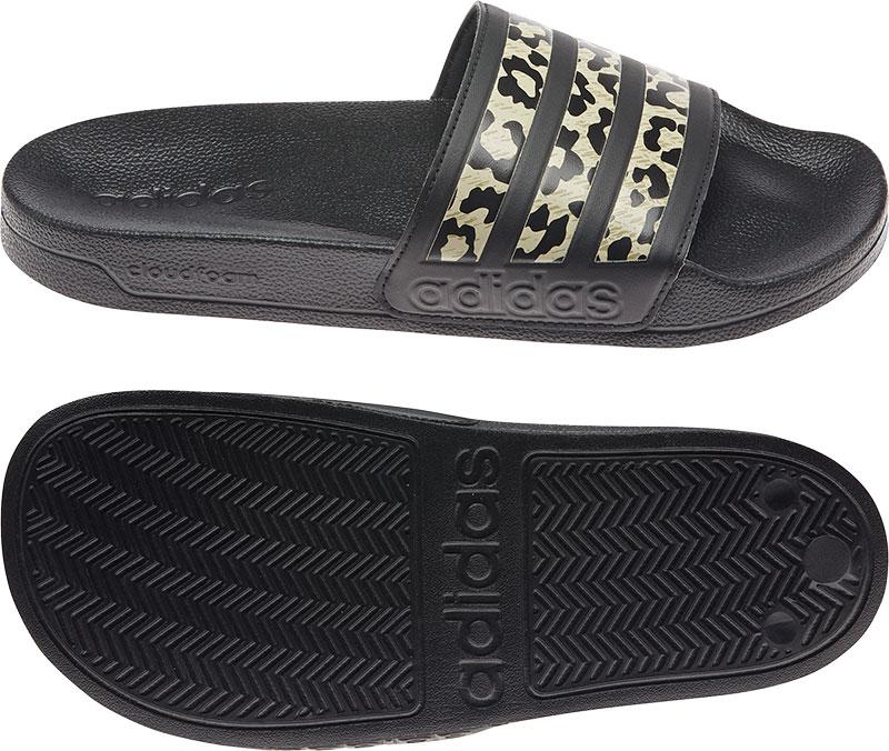 Adidas Adilette Shower Slippers Dames Core Black / Core Black / Core Black Dames online kopen