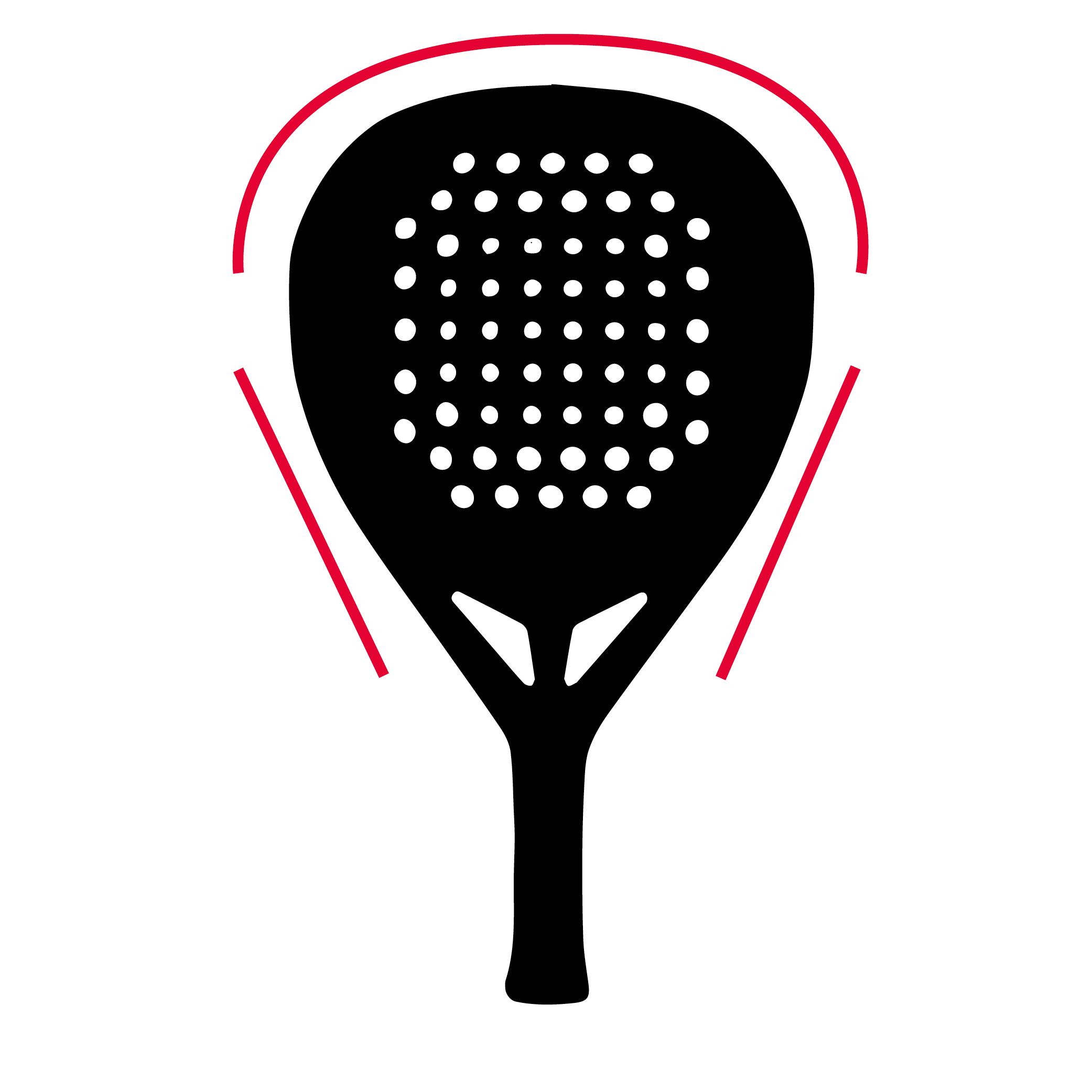 Padel racket diamant
