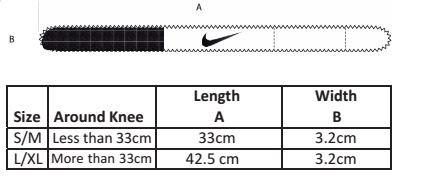 Nike Patella Band